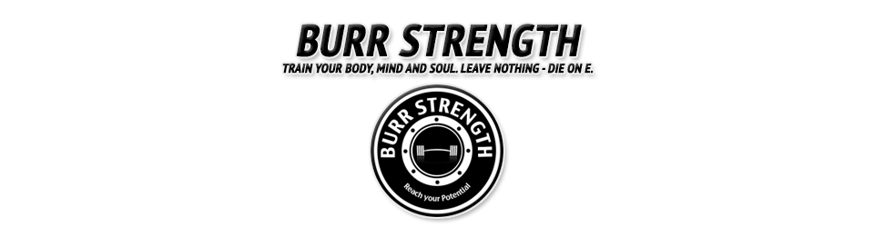 Burr Strength